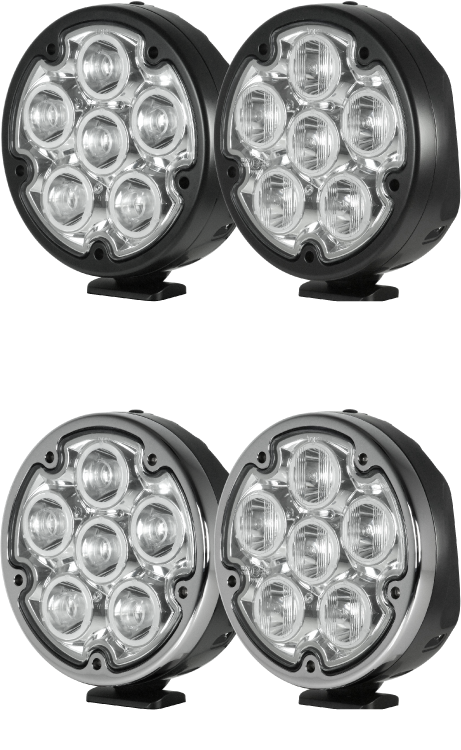 Driving Lights Xray Vision 220 Series LED