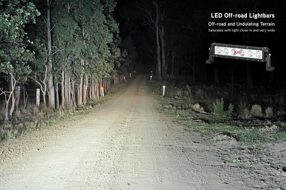 LED Off-road Lightbars
