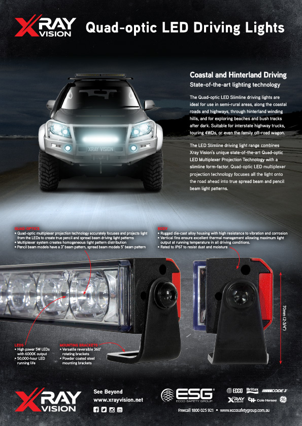 Downloads xray vision xray vision led slimline driving lights 1 ccuart Images