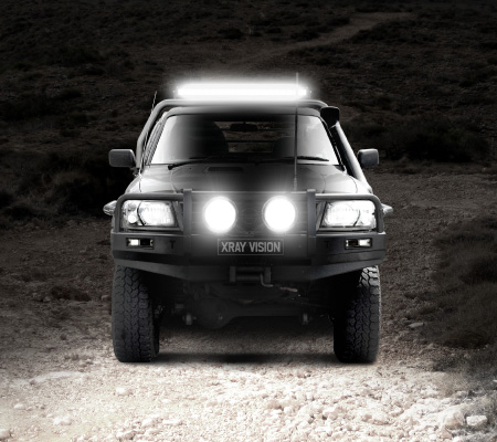 Led lightbars xray vision off road led lightbars led lightbar aloadofball Image collections