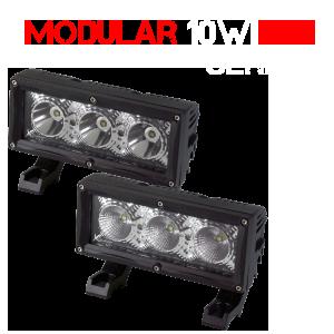 Modular 10W LED Series