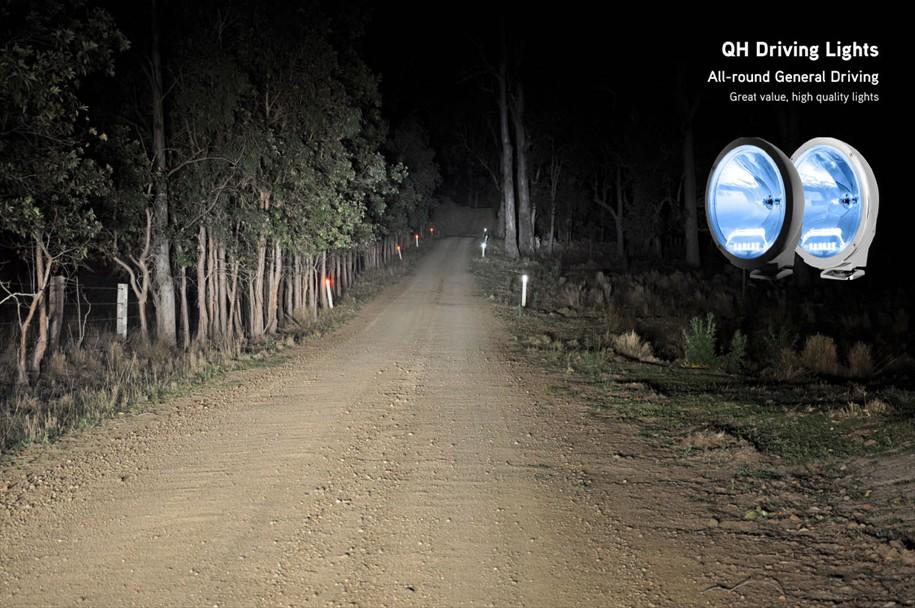 QH Driving Lights